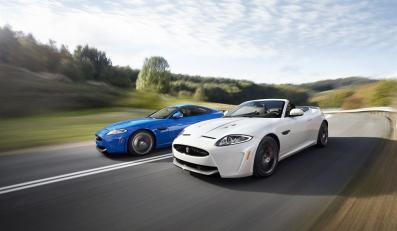 Jaguar XKR-S i XKR-S kabrio