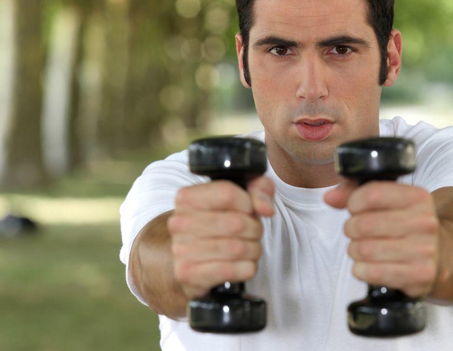Ćwiczenia, zdjęcie ilustracyjne