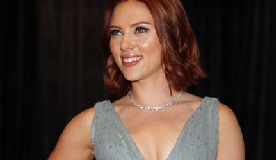 Scarlett Johansson chce znów być Czarną Wdową