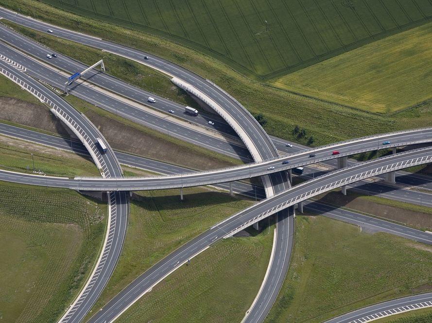 Budowana za prywatne pieniądze trasa A1 będzie krótsza