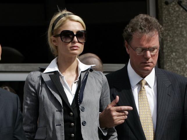Dziedziczka fortuny Hiltonów tłumaczyła się przed sądem między innymi za jazdę pod wpływem alkoholu.
