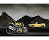 Mercedes SLK 55 AMG i Ducati Streetfighter 848