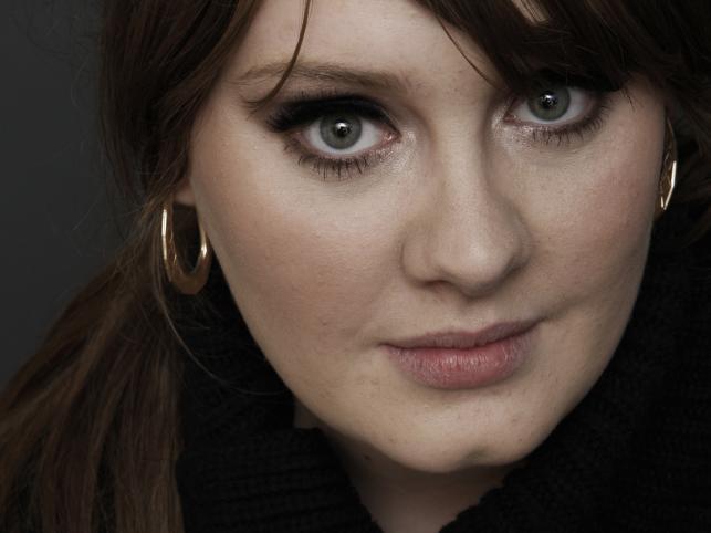 """1. Adele - """"21"""" - 4 817 000 sprzedanych egzemplarzy"""