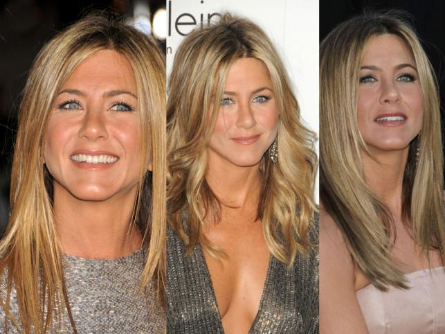 Jeniffer Aniston na czele rankingu The Hottest  Woman of All Time