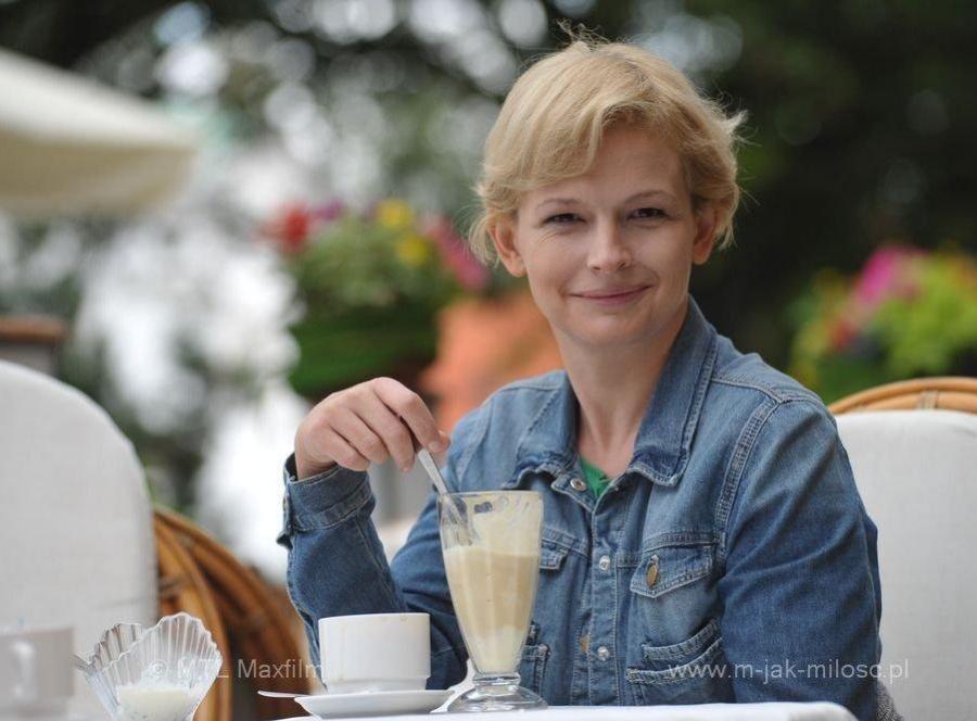 Domika Ostałowska jako Marta Mostowiak
