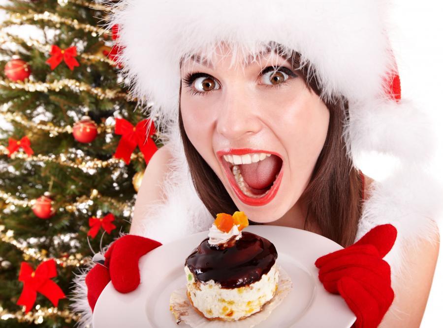 Bożonarodzeniowym ciastkożercom mówimy \