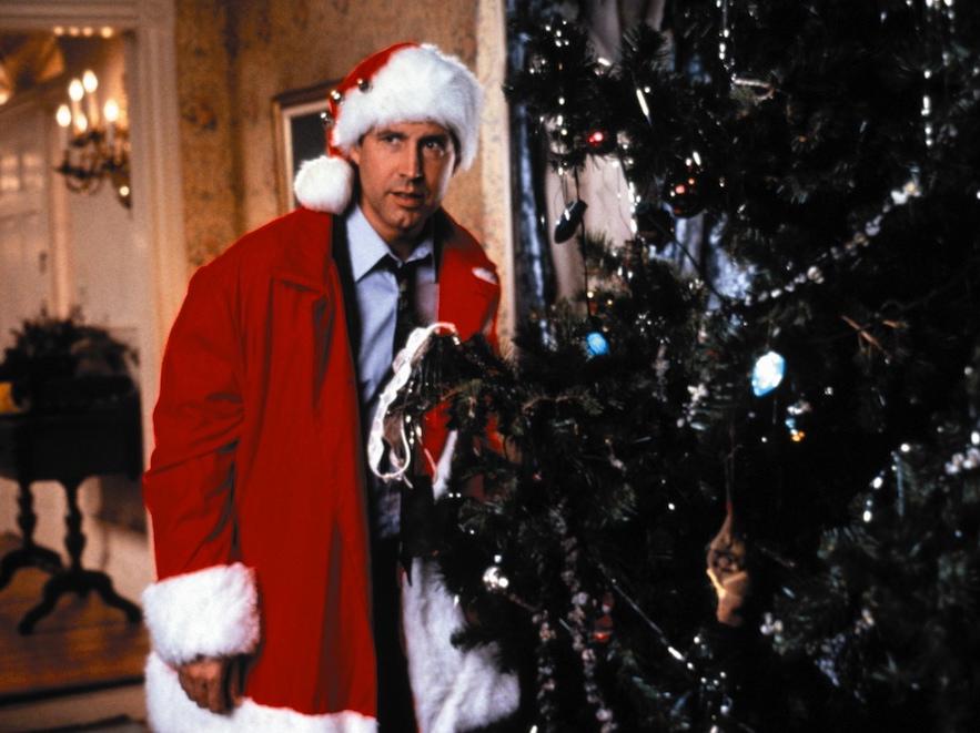 """""""W krzywym zwierciadle: Witaj, Święty Mikołaju!"""" (Polsat, niedziela, 25 grudnia, godz. 14.45)"""