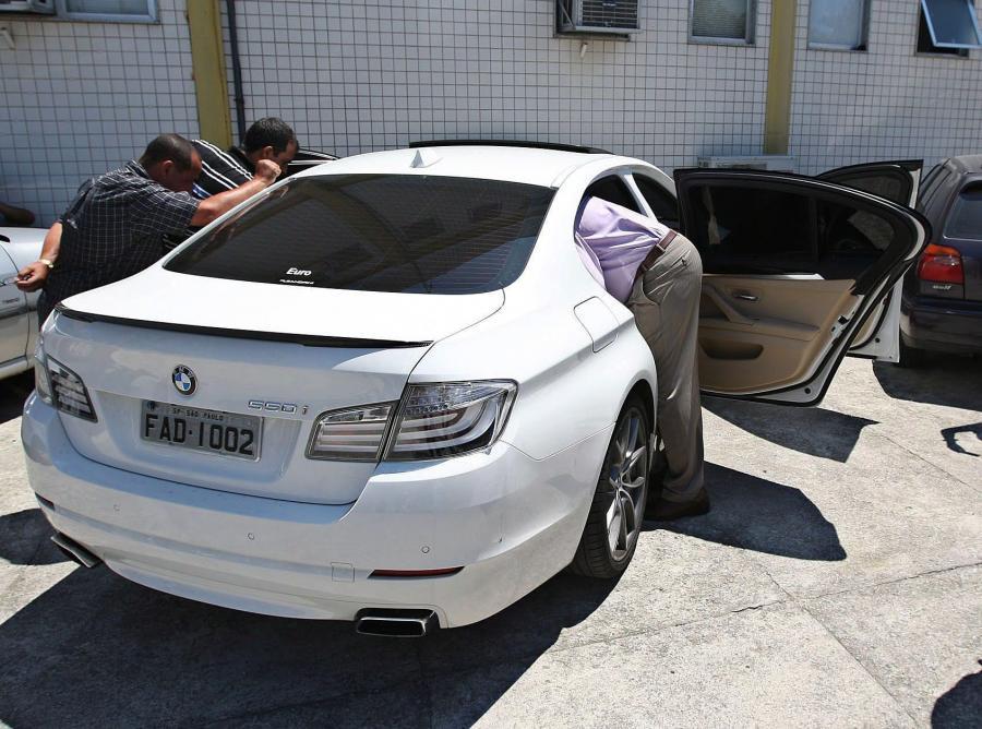 Samochód Adriano