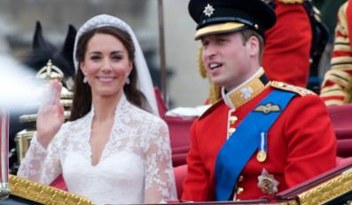 Kate Middleto i książę WIilliam