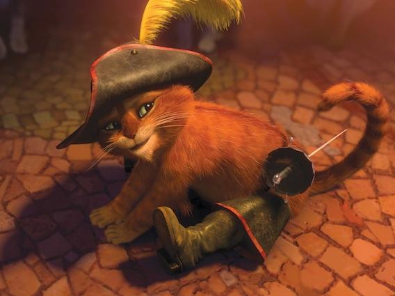 Kot W Butach Z Kociłapką Wkraczają Do Kin Zdjęcie 1 Galeria