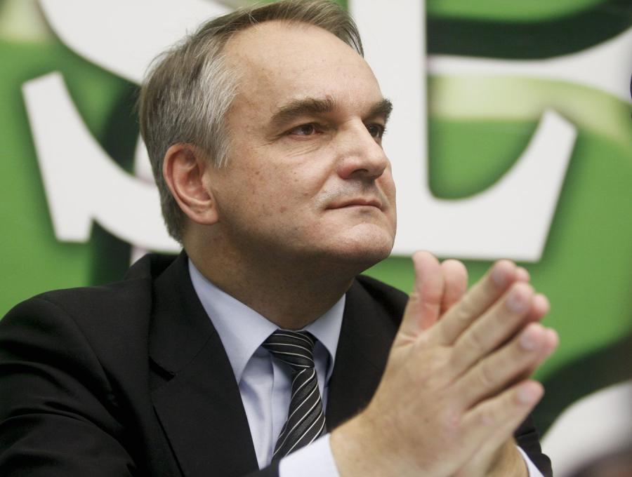 Prezes PSL Waldemar Pawlak