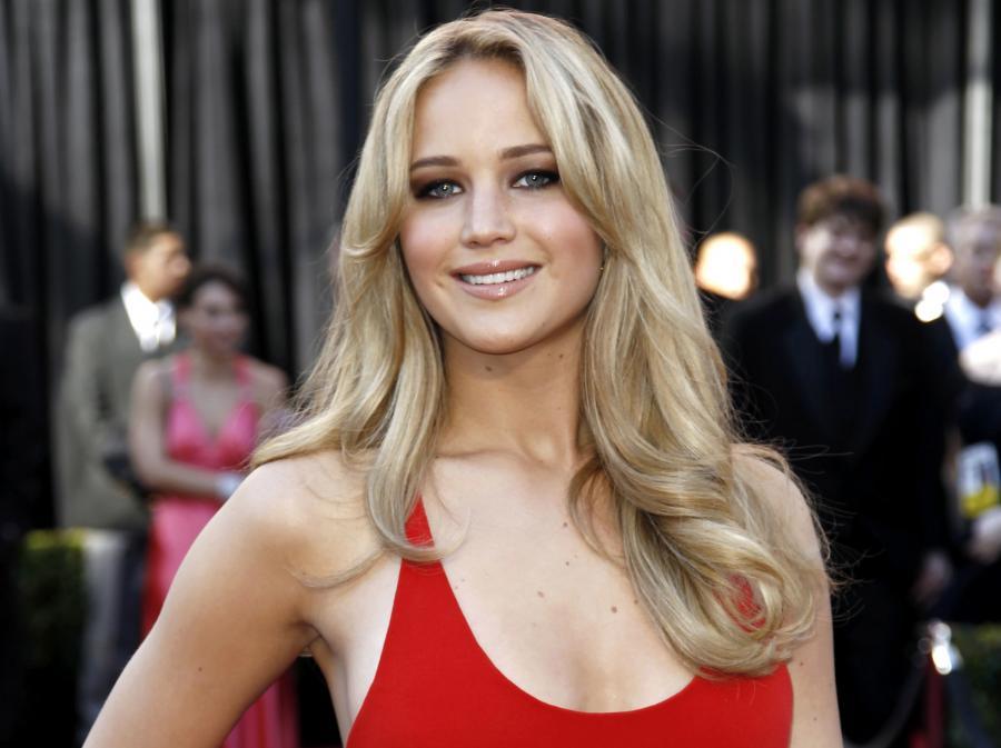 Jennifer Lawrence odczyta listę szczęśliwców
