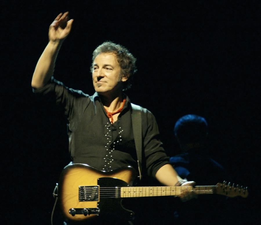 Springsteen zadebiutował na szczycie UK Charts