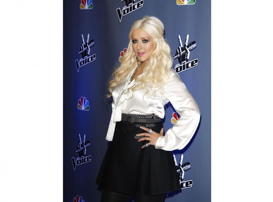 Christina Aguilera kilka lat temu starała się dowiedzieć, gdzie właściwie odbywa się festiwal w Cannes?