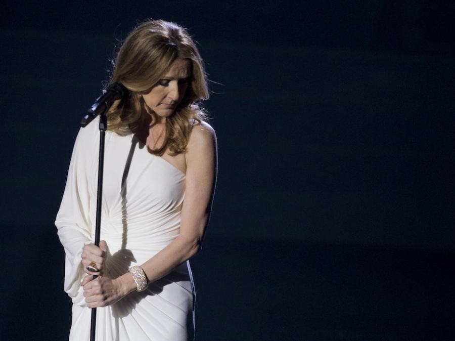 Céline Dion: Robię angielski i francuski album