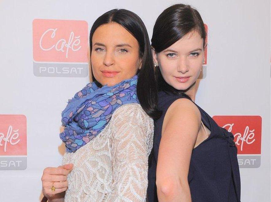 Joanna Horodyńska i Karolina Malinowska