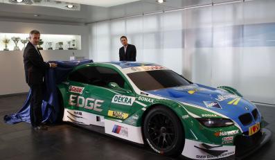 Nowe BMW M3 DTM zespołu Castrol EDGE