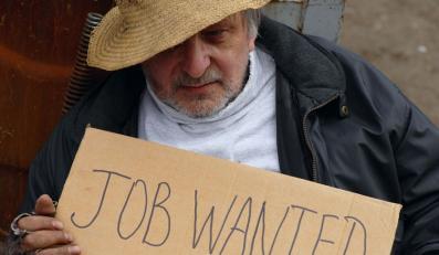 Przybywa bezrobotnych w wieku powyżej 55 lat