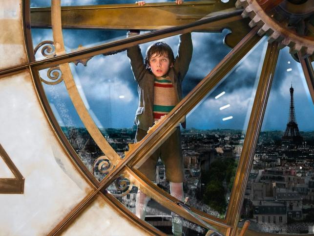 """Martin Scorsese nakręcił """"Hugo i jego wynalazek"""", bo jego córka, dziś 12-letnia Francesca, bardzo lubi książkowy pierwowzór autorstwa Briana Selznicka"""