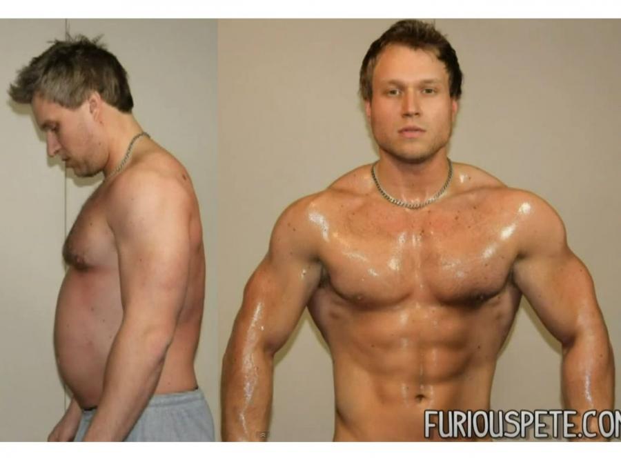 Zdjęcie po i przed