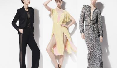 Zara - kolekcja wiosna/lato 2012