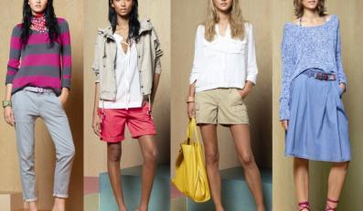GAP - kolekcja wiosna/lato 2012