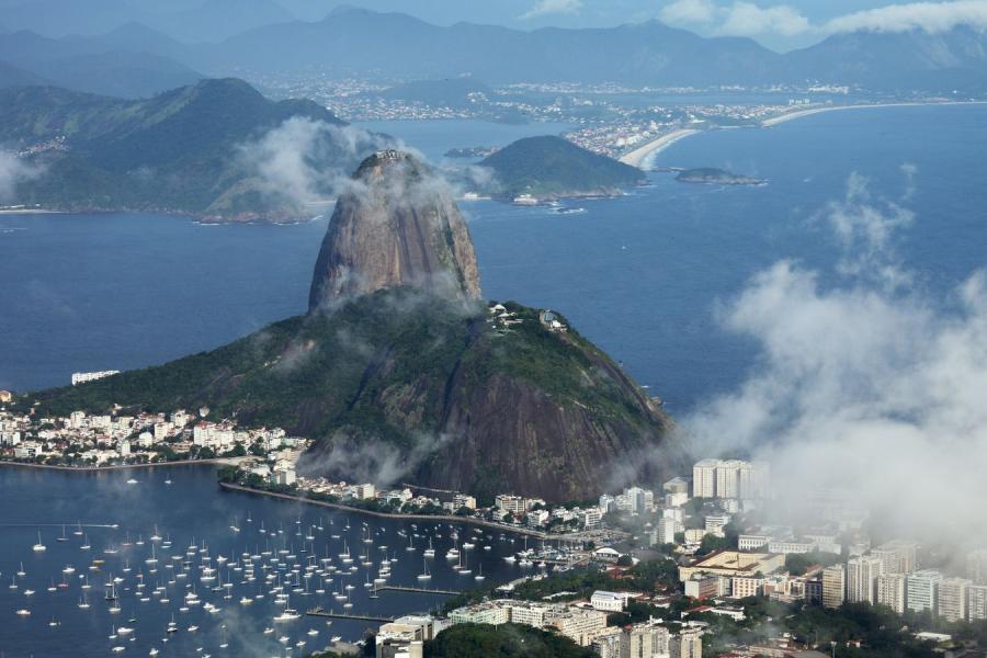 Do Rio de Janeiro przyjedzie teraz mniej hiszpańkich turystów