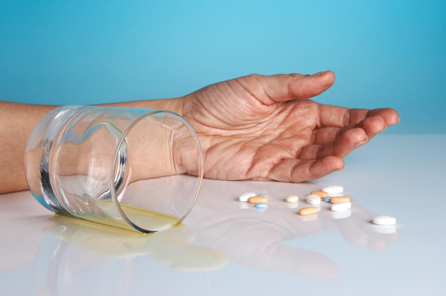 Tabletki nasenne są groźne dla życia
