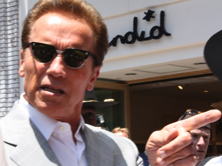 Arnold Schwarzenegger zamierza regularnie pojawiać się na ekranie