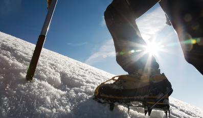 Alpinista (zdjęcie ilustracyjne)