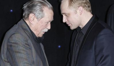 Emil Karewicz i Piotr Adamczyk