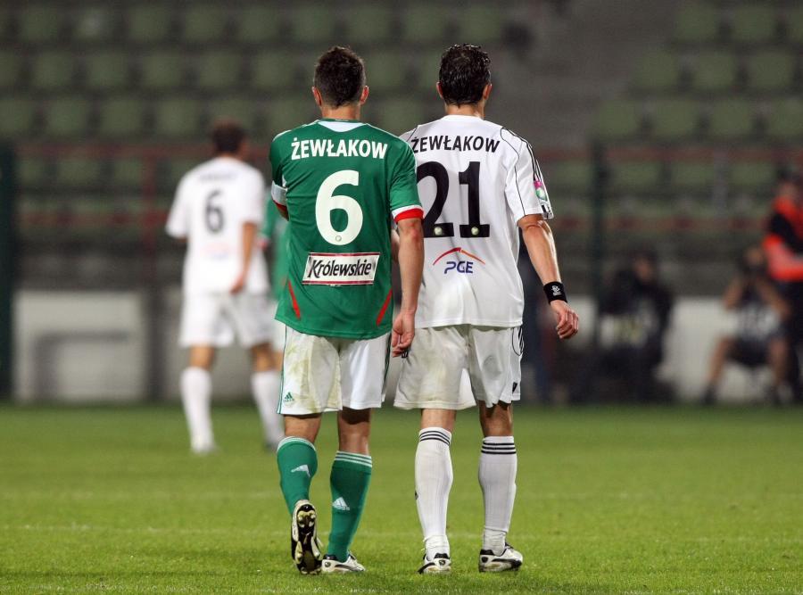 Michał i Marcin Żewłakowowie