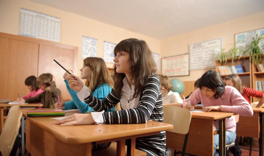 Nauczanie języka angielskiego kuleje w wiejskich gimnazjach