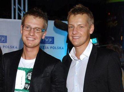 Rafał Mroczek i Marcin Mroczek