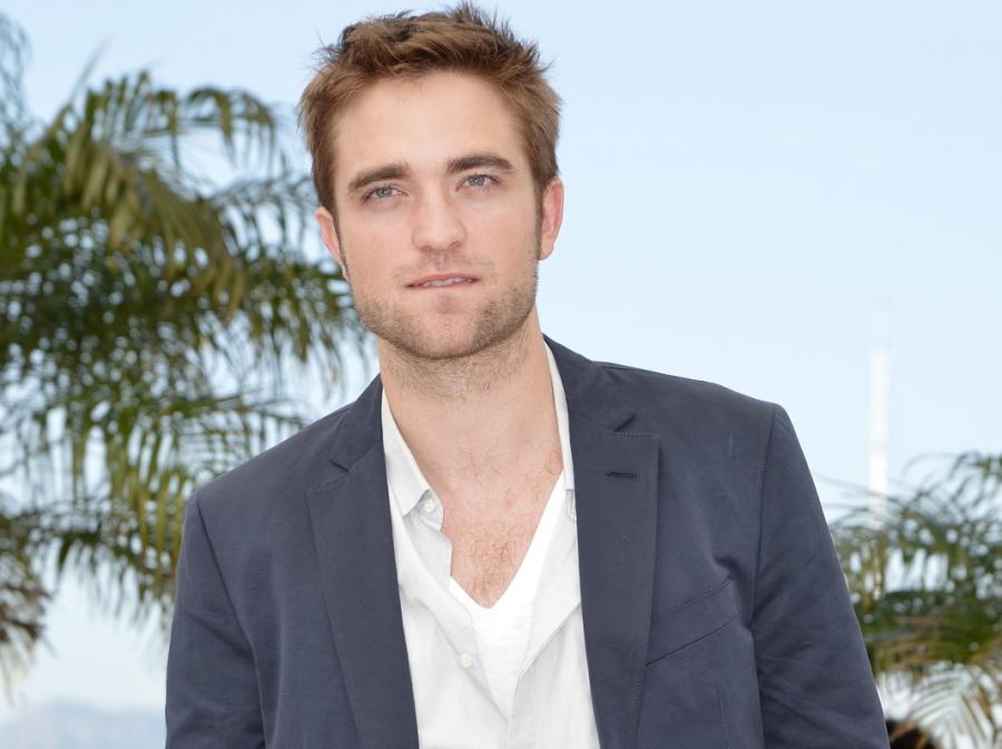 Robert Pattinson na festiwalu w Cannes