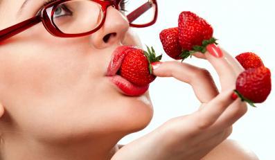 Zajadaj się truskawkami ZDROWO!