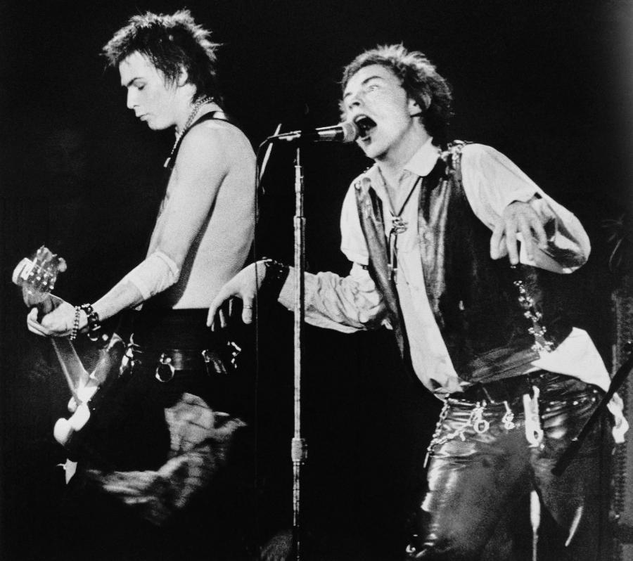 Unikatowy singiel Sex Pistols sprzedany za prawie 20 tys. dolarów