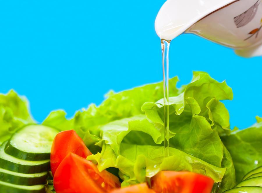 Jak przygotować zdrową sałatkę?