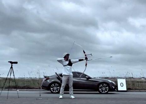 Hyundai czy strzała?