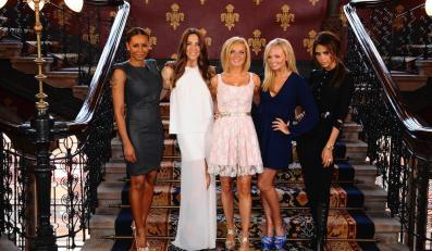 "Spice Girls gwiazdami ""A Symphony of British Music"""