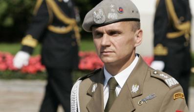 Generał Polko może zostać zdymisjonowany
