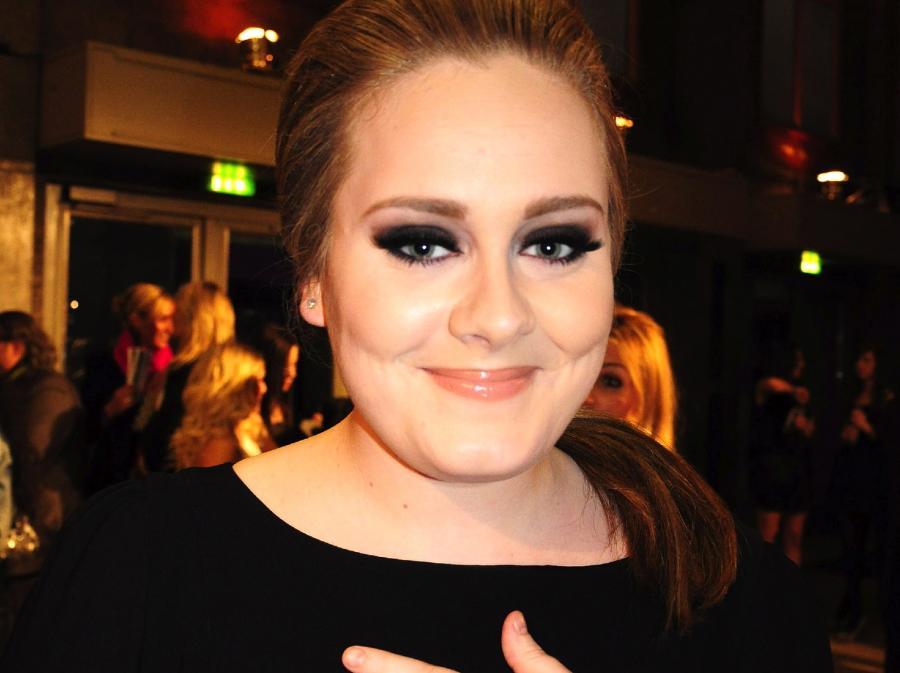 Adele jest w ciąży