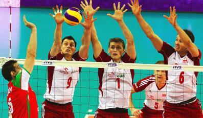 Polscy siatkarze pokonali Bułgarię 3:0