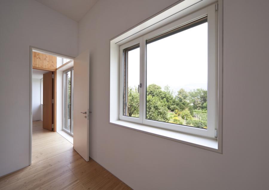 Okno w mieszkaniu