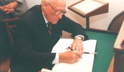 Były prezydent FIFA Joao Havelange