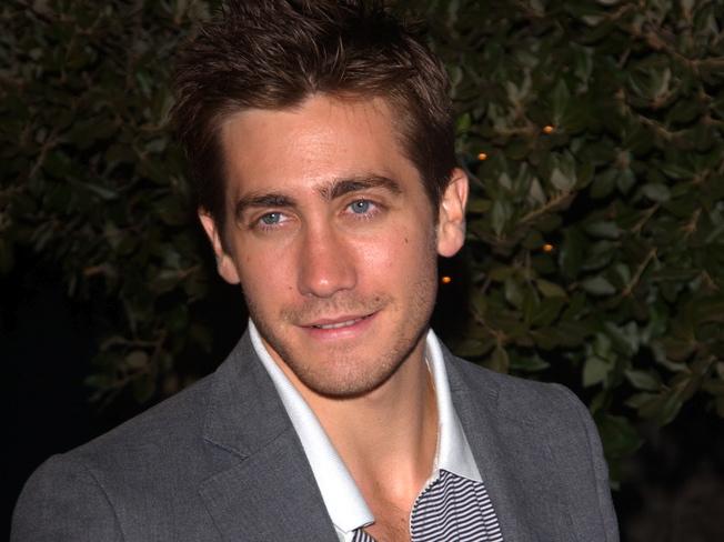Jake Gyllenhaal gliniarzem w \