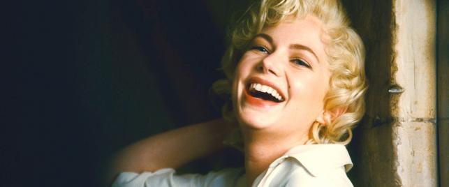 """Michelle Williams w filmie """"Mój tydzień z Marilyn"""""""