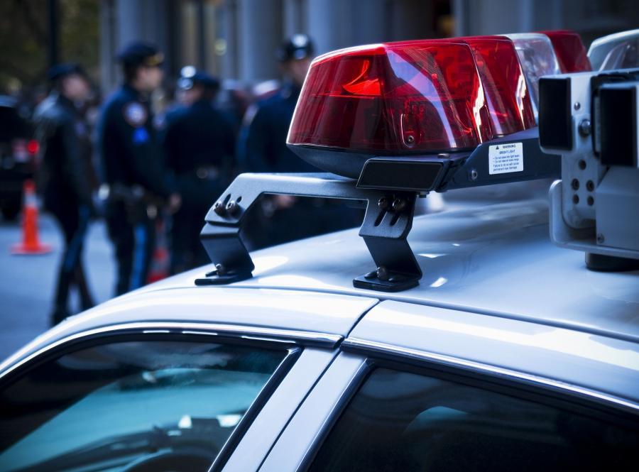 Na miejscu pracuje policja, służby specjalne i pogotowie
