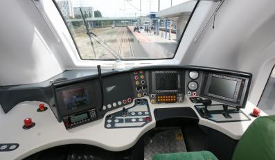 Wnętrze pociągu wyprodukowanego przez bydgoską Pesę