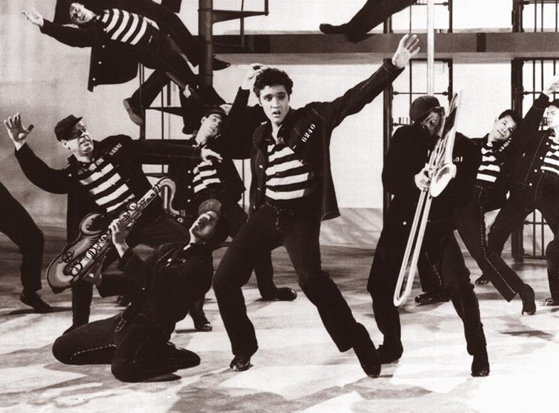 Elvis Presley w filmie \